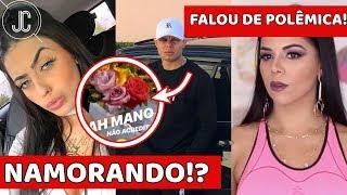 """A FILA ANDOU: """"GOSTO DE NAMORAR"""" diz MC MIRELLA e fãs APONTAM MC LAN  (affair do passado!)"""