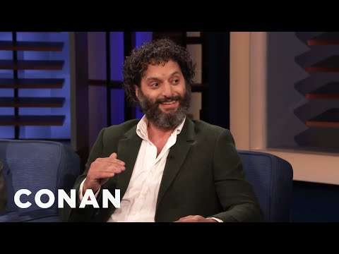 "Jason Mantzoukas Wastes A Lot Of Time Playing ""Red Dead Redemption"" - CONAN on TBS"