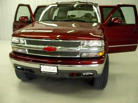 Used Cars Greenville Sc >> 2003 Chevrolet Tahoe Problems, Online Manuals and Repair ...