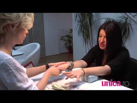 Tratament pentru ingrijirea mainilor