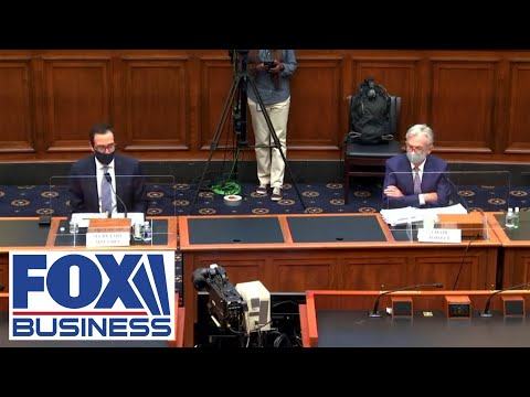 LIVE: Treasury Secretary Mnuchin, Fed Chair Powell testify before House