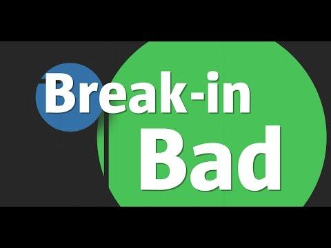 Break-in Bad– comparethemarket.com