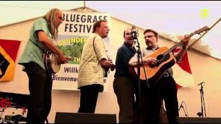 """Sacred Sound Of Grass"" - Bluegrass Festival Thun 2012 - Blueridge cabin home"