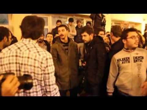 Kocaeli Üniversitesi Yavuz Selim Yurdu - Su Kesintisi İsyanı