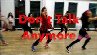 Charlie Puth ft  Selena Gomez | We Don't Talk Anymore | Choreography by Viet Dang