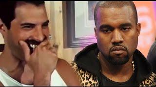 Freddie Mercury vs Kanye West