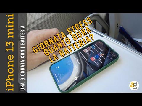 Giornata STRESS con iPhone 13 mini QUANT …