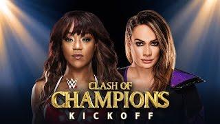 WWE Clash of Champions Kickoff