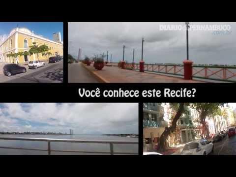 O Recife por quem pedala. Fa�a o seu pr�prio roteiro.