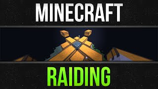 Minecraft Raiding #28 - Triple Raid!