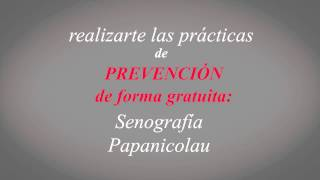 CAMPAÑA DE PREVENCIÓN 2013