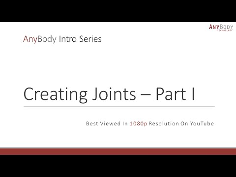 Forging a Joint - Part 1 (Intro 6/9)