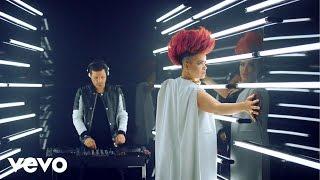 Richard Orlinski, Eva Simons - Heartbeat (Official Music Video)