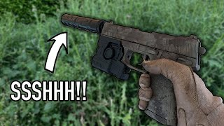 Top 5 Airsoft Stealth Moments (Covert Ghillie Sniper)