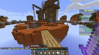 Skywars Epside for | furst win of teh munth