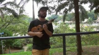Raçaman - Natiruts || Rossato (ukulele cover)