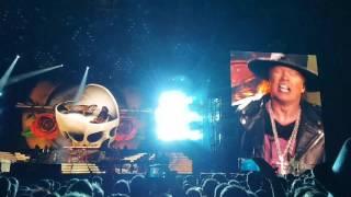 Guns'n'Roses - The Seeker live @ Slane 2017