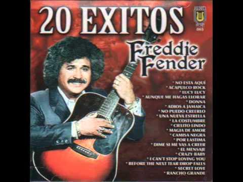 Oh Donna En Espanol de Freddie Fender Letra y Video