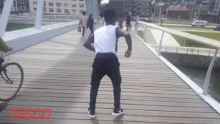 @KINGS TESCO  DANCE BY Black M - Je suis chez moi (Clip officiel)