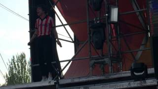Cage The Elephant  Mess Around VTR Stage   Lollapalooza Chile 2017