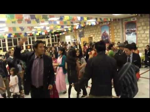 Nepal Embassy Paris, Dashian Program 2012 ,Part-1