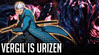 DMC 5 Urizen Is Vergil