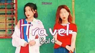 Bol4 (볼빨간사춘기) - Travel (여행) | Sub (Han - Rom - Español) Color Coded Letra