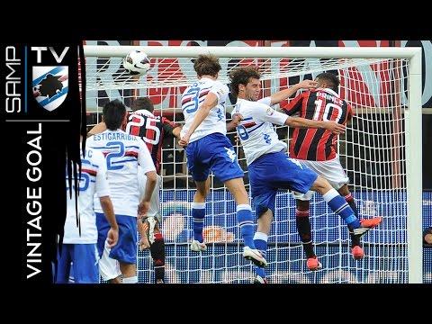 Vintage Goal: Costa vs Milan