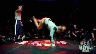 Finale Breakdance Lafi Love vs. Janis