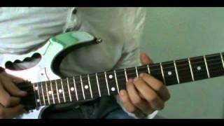 How to play - 5 Caprice guitar ( Niccolo Paganini - Jason Becker Cover) Chapter 1 by Joseph Zuñiga