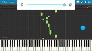 Megalovina - Slow Easy piano tutorial