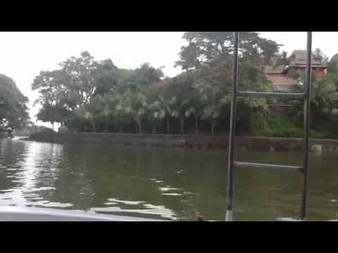Drew Estate Cigar Safari Part 8: Daniel Ortega's Residence in the Isletas de Granada