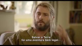 Guerra Civil: Equipe Thor Legendado