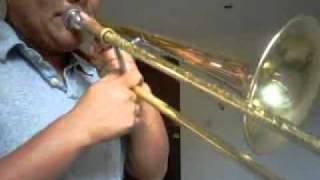 Pinzoro cover en trombón
