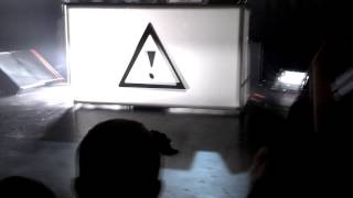 Flosstradamus live @ The Metro in Chicago 12/22/12