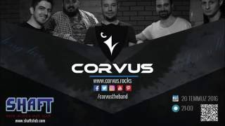 The Doors - Roadhouse Blues Live Cover by Corvus @ ShaftClub