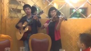 Violon - Bụi Phấn chúc mừng ngày nhà giáo Việt Nam 20-11-2013