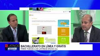 Bachillerato en Línea y Gratis. El cónsul de México Horacio Saavedra nos brinda detalles