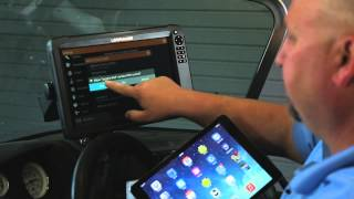 How to Connect an iPad to a Lowrance® HDS® Gen3