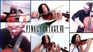 Fight On! (Final Fantasy VII Boss Theme) ~ violin  + cello
