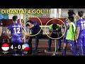 Pemain Filipina Menangis Usai Dibantai 4 Gol Oleh Timnas U-16 (Indonesia Vs Filipina AFC U-16)