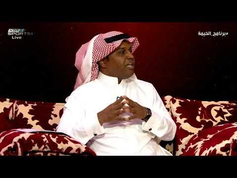تركي السلطان - ظروف سالم مروان الصحية منعته تسليم الجائزة لمحمد العويس #برنامج_الخيمة