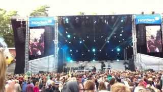 Twenty One Pilots -  Holding On To You live @ Positivus 2013