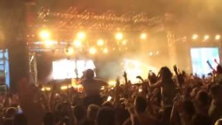 Mura Masa ft. A$AP Rocky - Love$ick (Live at Coachella 2017)