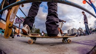 SOUNDS IN DA CITY - Pista de Skate