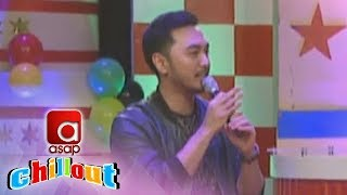"ASAP Chillout: Mark Carpio shares the meaning of his song ""Hiling"""
