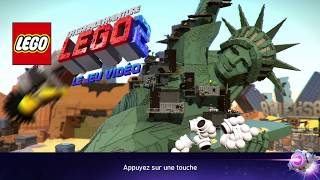 Vidéo-Test : La Grande Aventure LEGO 2 - Le Jeu Vidéo PS4 Pro: Test Video Review Gameplay FR HD (N-Gamz)