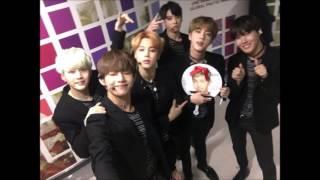 BTS - Perfect Man (Empty Arena effect)