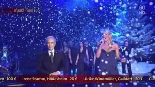 'White Christmas' - Sarah Connor & José Carreras LIVE | José Carreras Gala | ARD