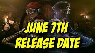 Rainbow Six Siege Para Bellum Release Date June 7th PS4 Xbox PC R6 Maestro Alibi Thatcher Elite